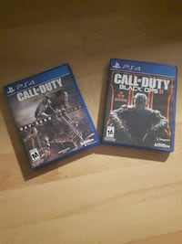Two call of duty games  Aurora, L4G 2W2