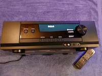 RCA 5.1 Channel 1000W Audio Receiver Ravenna, 44266