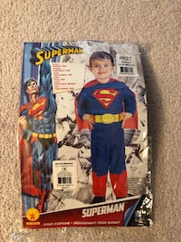 Superman costume Newmarket