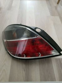 Opel Astra h arka sol stop