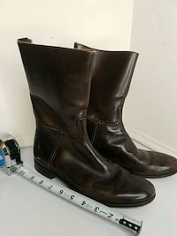 Boots - 9 - Leather Made by E. Vogel Inc. Bethesda, 20814
