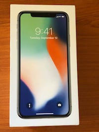 IPhone X silver 64 gb  Benalmádena, 29630