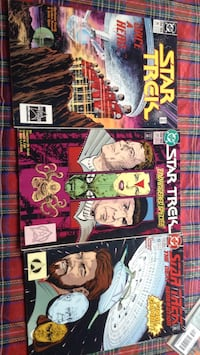 two The Walking Dead comic books Montreal, H3W 2E6