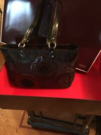 Authentic Coach brown tote  Oyster Bay, 11714