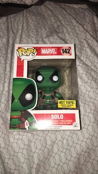 Solo old hot topic only funko pop Fort Erie, L0S