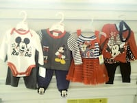 Mickey Mouse Outfits Round Hill, 20141
