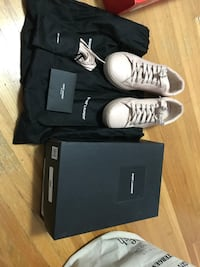 YSL sneakers women  Vancouver, V6P 4T7