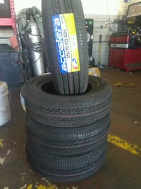Set of four brand new 1757013 tires free install Phoenix, 85006