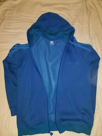 blue Nike zip-up hoodie Burnaby, V3J 1N5