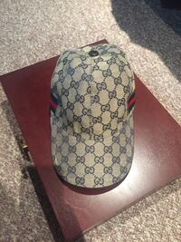 monogrammed brown Gucci leather backpack 578 km