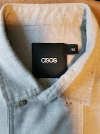 Asos Double Breasted shirt TORONTO