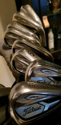 Titleist 718 AP1 irons - Selling ASAP!!