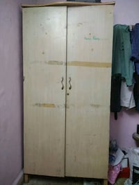 2- Door wooden wardrobe Navi Mumbai, 400708