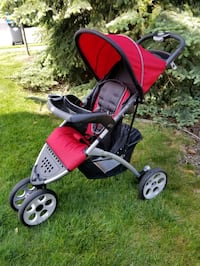 Safety 1st Trivecta 3-Wheel Stroller like new
