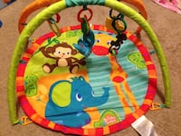 baby's jungle theme activity gym Jefferson, 21755