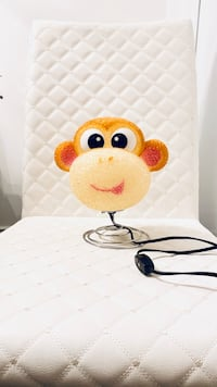 BRAND NEW MONKEY DECOR LAMP