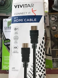6FT HDMI cable 帕姆代尔, 93552