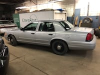 2006 Ford Crown Victoria Commercial Police Package (Fleet) Youngstown