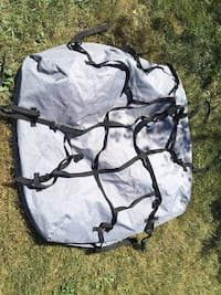 Roof carrier bag used once Ridgeville, L0S 1E5