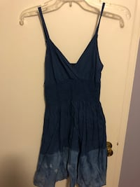 Blue Tie Dye Dress Brookeville, 20833