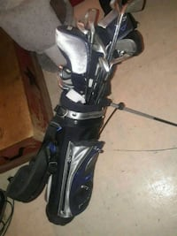 stainless steel golf club set with bag Camp Hill, 17011