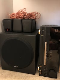 Surround sound speaker system Louisville, 40220
