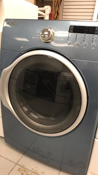 White and gray front-load clothes dryer  Manchester, 03102