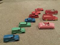 1950's Toy cars Severn, 21144