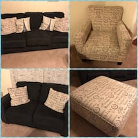 black and gray fabric sectional sofa collage 1211 mi