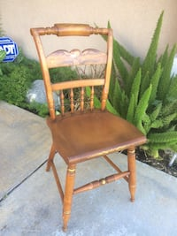 One Beautiful vintage wooden chair Corona, 92882