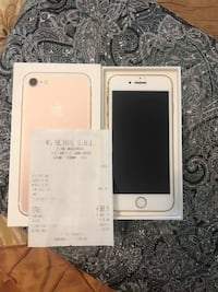 iPhone 7 32gb Gold Roma, 00178