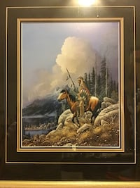 Beautiful Picture and Frame : Camp At Lost Lake Midwest City, 73130