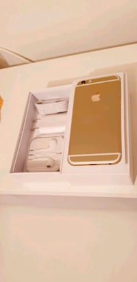 Apple iPhone 6 Gold Hägersten-Liljeholmen, 117 58