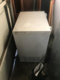 white top-load clothes washer San Francisco, 94132
