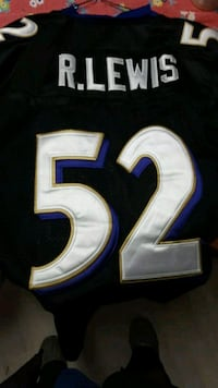 black and white NFL jersey Baltimore, 21225