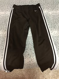 Black and white  Nike pants Surrey