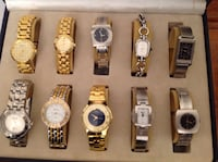 Beautiful men's and ladies watches from wholesale closing Richmond Hill, L4C 8G6