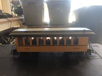 Lgb passenger car for lgb train set made in germany 1980s