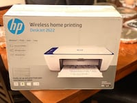 HP Deskjet 2622 Wireless printer Woodbridge, 22191