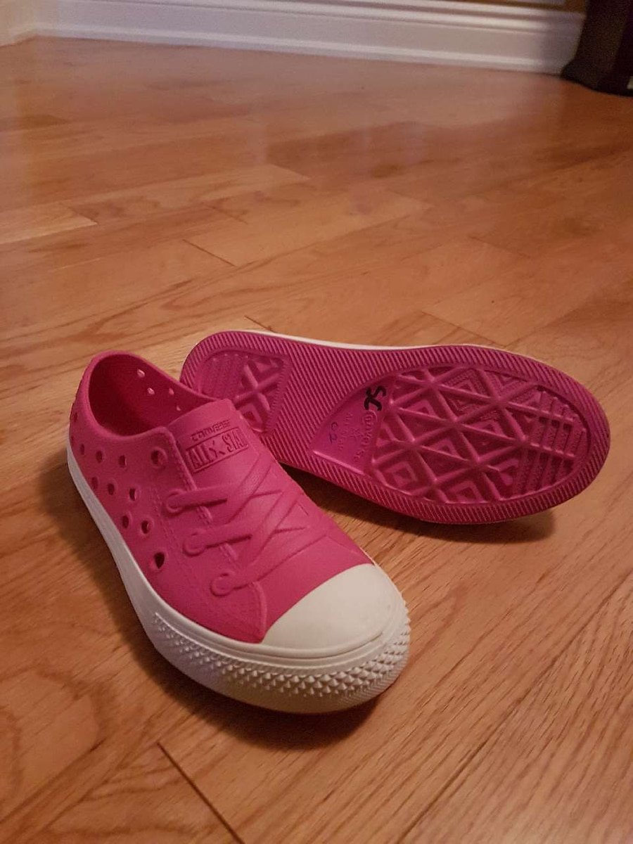 Rubber All Star Converse - Size 2