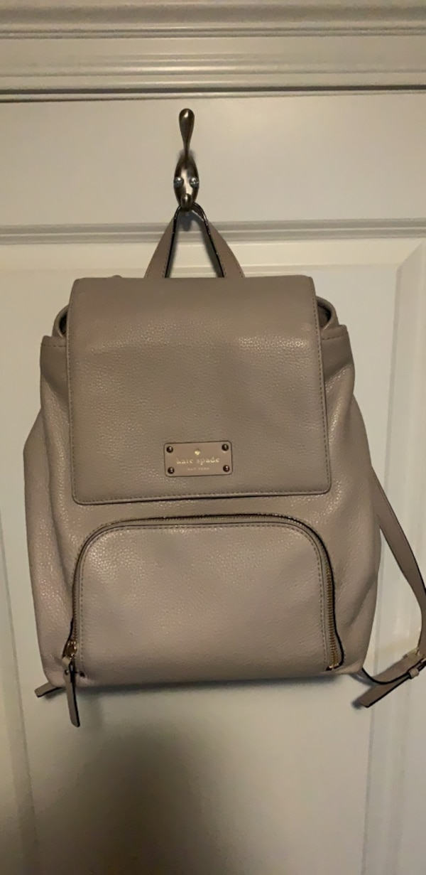 31fc37d7d Used Kate Spade Backpack Purse like new for sale in Chalmette - letgo