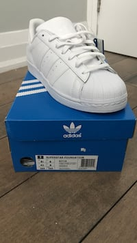 Adidas superstar foundation -Mens Size 8.5( fits like a 9) Vaughan, L4L 1H4