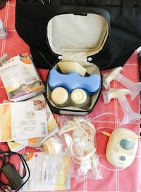 Medela freestyle double electric breast pump Toronto, M5G