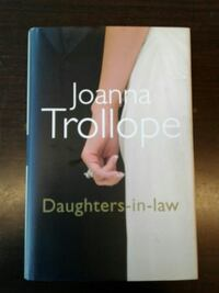 Daughters-in-law book by Joanna Trollope Nanaimo, V9R 2T2