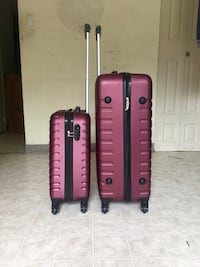 Brand New 2 Carry-On Luggage Suitcases  Toronto, M3J 2W6