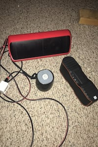 3 Bluetooth speakers