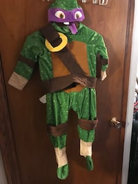 Ninja turtles costume  Toronto, M9L 1C3