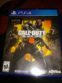 Call of Duty:Black Ops 4 (PS4) Houston, 77202