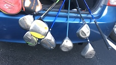 Golf clubs great conditions great brands