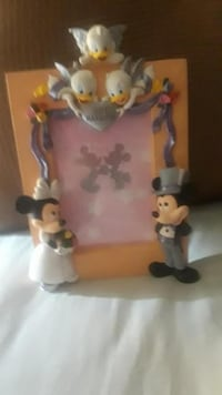 The Disney Store Wedding Frame